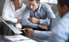 Beratung ist wichtig - gerade bei einer Berufsunfähigkeitsversicherung.