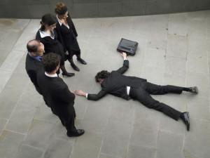Die häufigsten Ursachen einer Berufsunfähigkeit im Überblick.