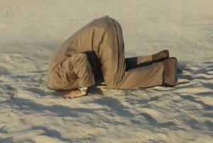 Nicht den Kopf in den Sand - Stressmanagement hilft